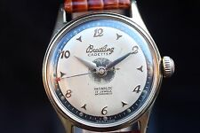 Vintage Breitling Cadette AU  Swiss Made Classic Watch