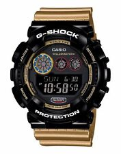 CASIO G-SHOCK GD-120CS-1ER BLACK & GOLD BRAND NEW ORIGINAL