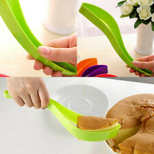 Kitchen NEW Cake Pie Slicer Sheet Guide Cutter Server Bread Slice Knife Hot Tool