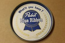 Pabst Blue Ribbon Beer Serving Tray