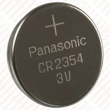 1 X PANASONIC Button battery lithium CR2354 PANASONIC 3V