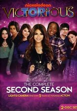 Victorious: The Complete Second Season [2 Discs] (2012, DVD NIEUW)