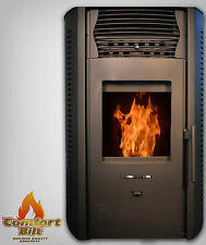 "Comfortbilt HP ""Deluxe"" Pellet Stove/Fireplace 44000 btu- Free Shipping!"