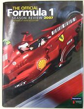 THE OFFICIAL FORMULA 1 SEASON REVIEW 2007 Haynes Publishing Räikkönen Ferrari