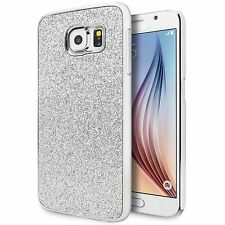Back Cover Custodia Glitter gomma Brillantini Samsung Galaxy S6 EDGE PLUS OFFERT