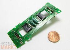 Ersatz-Platine A vorne Plux16 z.B. für ROCO SJ Elektrolok Dm Spur H0 NEU