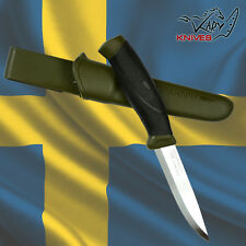 MORAKNIV Companion MG - MORA of Sweden Outdoor Knife + sheat, STAINLESS STEEL