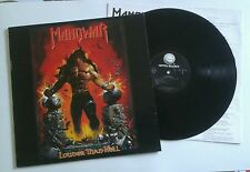 MANOWAR - LOUDER THAN HELL LP 1996 FIRST PRESS ORIGINAL