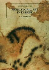 Prehistoric Art in Europe: Second Edition (The Yale University Press Pelican His