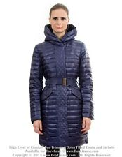 ` Thin Goose Down Coat Jacket Quilted Parka sz L / US 10  EU 42 $595 NWT Пуховик