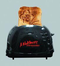 "A NIGHTMARE ON ELM STREET: FREDDY KRUEGER TOASTER, Dynamic Forces ""NEW"" NOES"