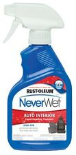 Rustoleum NeverWet Auto Interior Liquid Repelling Treatment 11 oz Spray Clear