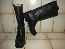 MADE IN MEXICO,ORIG.MEZCALERO ECHTLEDER BIKER-STIEFEL,Gr.40 (UK:6,5) TOP ZUSTAND