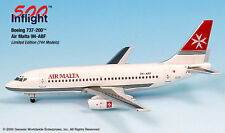 Air Malta Boeing 737-200 1:500 Inflight 500 IF5732003 B737 B732 9H-ABF Diecast