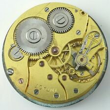 Zenith / Intact Pocket Watch Movement - 17 Jewels - Spare Parts / Repair