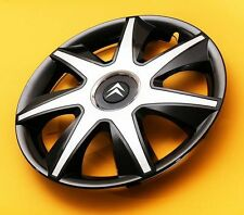 "15""  CITROEN C1,C2,C3,Saxo.....WHEEL TRIMS , COVERS , HUB CAPS ,Quantity 4"