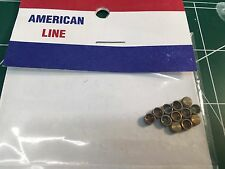 1 pair of Super II Commutator Brush Tubes from Mid America Naperville