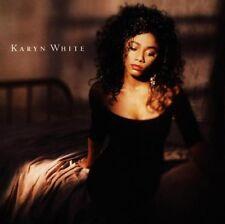 Karyn White - Karyn White - UK CD album 1988