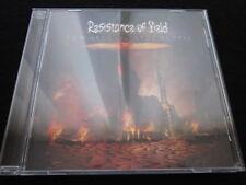 Resistance Of Yield - Towards The Apocalypse - CD NEUWERTIG