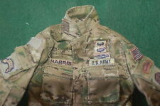 1/6 US 75th Ranger Regiment 2nd Bn Afghanistan multicam TRF/Tabs merit patches