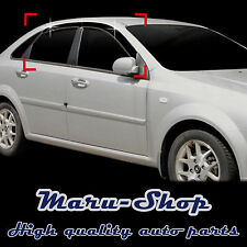 Smoke Door Window Vent Visor Deflector for 02~08 Chevrolet Lacetti/Nubira 4DR