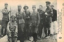 Dardanelles,Turkey,Gallipoli,Sedd al Bahr,French Gen.Bailloud & Gouraud,WW I,'15