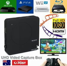 FULL 1080P HDMI Ypbpr AV CVBS Video Capture Box Card Recorder for PS4 Xbox One
