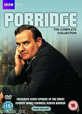 Porridge: The Complete BBC Series 1 2 & 3 Box Set Collection | New | DVD