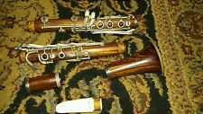 1950's CG Conn Pan-American Propeller Wood Clarinet