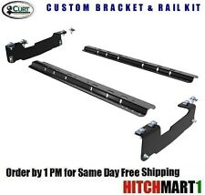 5TH WHEEL TRAILER HITCH CUSTOM BRACKET PKG FOR 2004-2014 FORD F150 6.5' & 8' BED