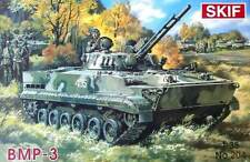 BMP 3 WITH INTERIOR (SOVIET/RUSSIAN IFV) 1/35 SKIF RARE!