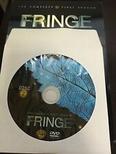 Fringe - Season 1, Disc 2 REPLACEMENT DISC (not full season)