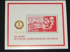 DDR 1984 Block 78 postfrisch 2896 ** Wohnungsbau Familie