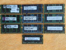 LOTTO 10 x RAM 2GB = 20 GB PC2 - 6400S DDR2 MEMORIA PC PORTATILI NOTEBOOK LAPTOP