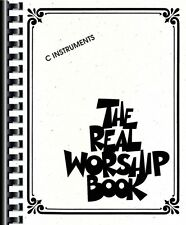 The Real Worship Book Sheet Music C Instruments Real Book Fake Book NE 000240317