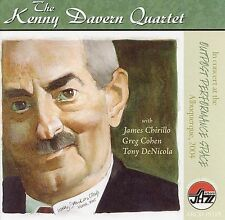 Davern, Kenny Quartet In Concert at Outpost Performance Space CD