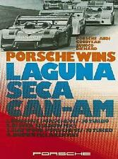 Porsche 917-30 Turbo  - Wins Laguna Seca Can-Am 1973 -Donohue Car Poster. WoW!