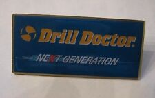 Drill Doctor Next Generation New Lapel Pin