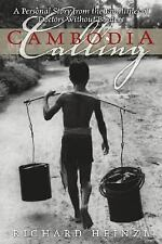 Cambodia Calling: A Memoir from the Frontlines of Humanitarian Aid-ExLibrary