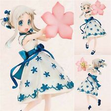 "Anime Anohana The Flower We Saw That Day Honma Meiko 7"" PVC Figure New In Box"