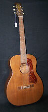 c. 1940 S.S. Stewart 14 fret 00 size parlor guitar vintage all mahogany