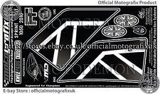 Triumph Sprint GT 1050 10 - 11 Tank Knee Number Board Motografix Gel Protector