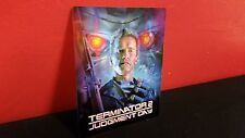 TERMINATOR 2 JUDGMENT DAY T2 - 3D Lenticular Cover / Magnet for Bluray Steelbook