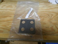 One TRIUMPH TR250, TR5, TR6 Body Mount Packing Plate Moss 850-715. New.