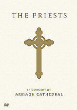 THE PRIESTS - In Concert At The Armagh Cathedral - DVD