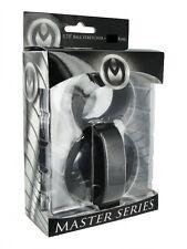 """Vault Deluxe Neoprene Ball Stretcher, Divider & C-ring Kit 1.75"""" Black NEW !!!"""