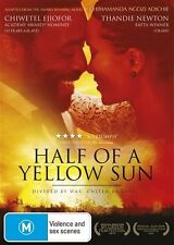 Half of a Yellow Sun - Chimamanda Ngozi Adichie DVD NEW