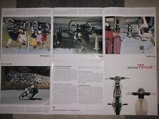 KREIDLER FLORETT 1965 PROSPEKT MOKICK MOTORRAD SUPER OLDTIMER SAMMLER