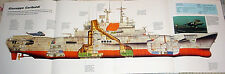 HUGE! GIUSEPPE GARIBALDI POSTER picture print war ship