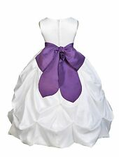 COMMUNION BAPTISM EASTER CHRISTMAS HOLIDAY WEDDING BRIDAL WEDDING NEW GIRL DRESS